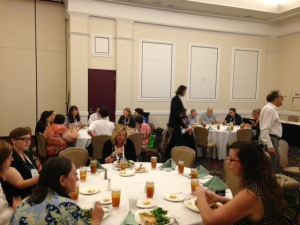 Luncheon attendees